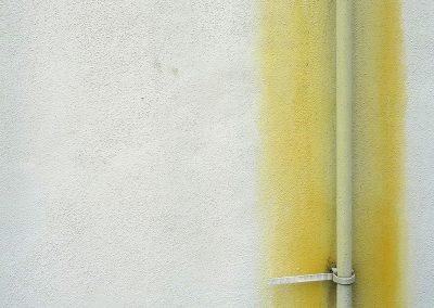 Muro: giallo, Spilimbergo