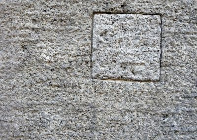 Muro: quadro, Padova