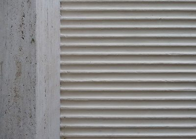 Muro: padiglione, Venezia