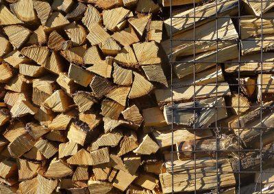 Catasta di legno I, Frisanco