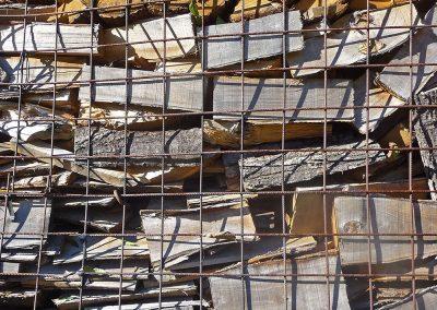 Catasta di legno II, Frisanco