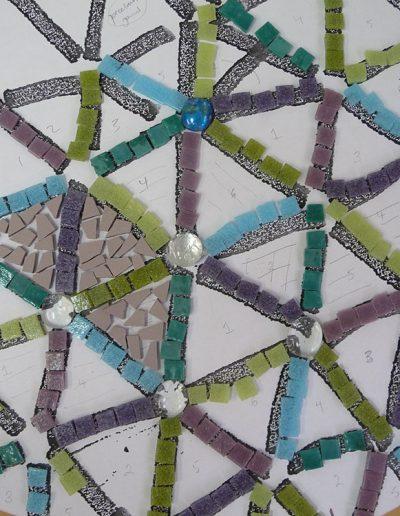 Crookston, studio, sea worn pebbles
