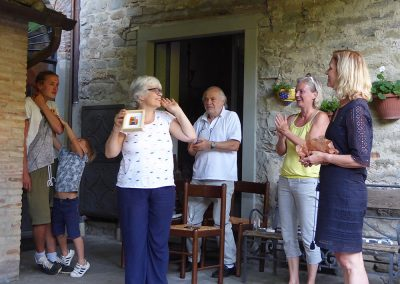 La famiglia, Al Vecchio Convento