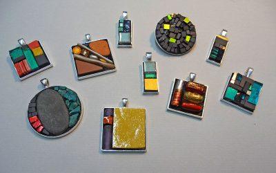Mosaic Jewellery Workshop