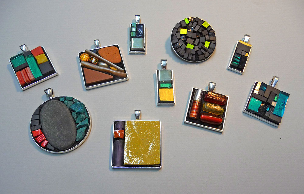 Mosaic Jewellery Workshop