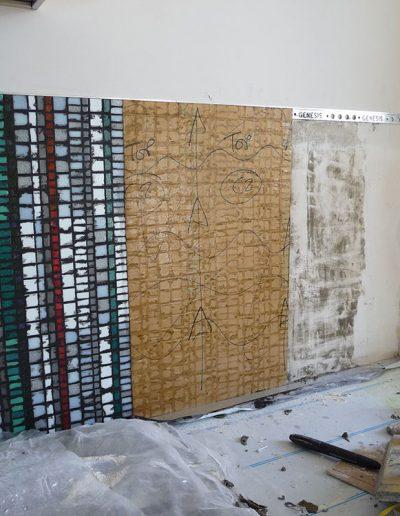 Weave, installation