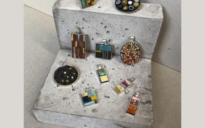 Mosaic Jewellery – September
