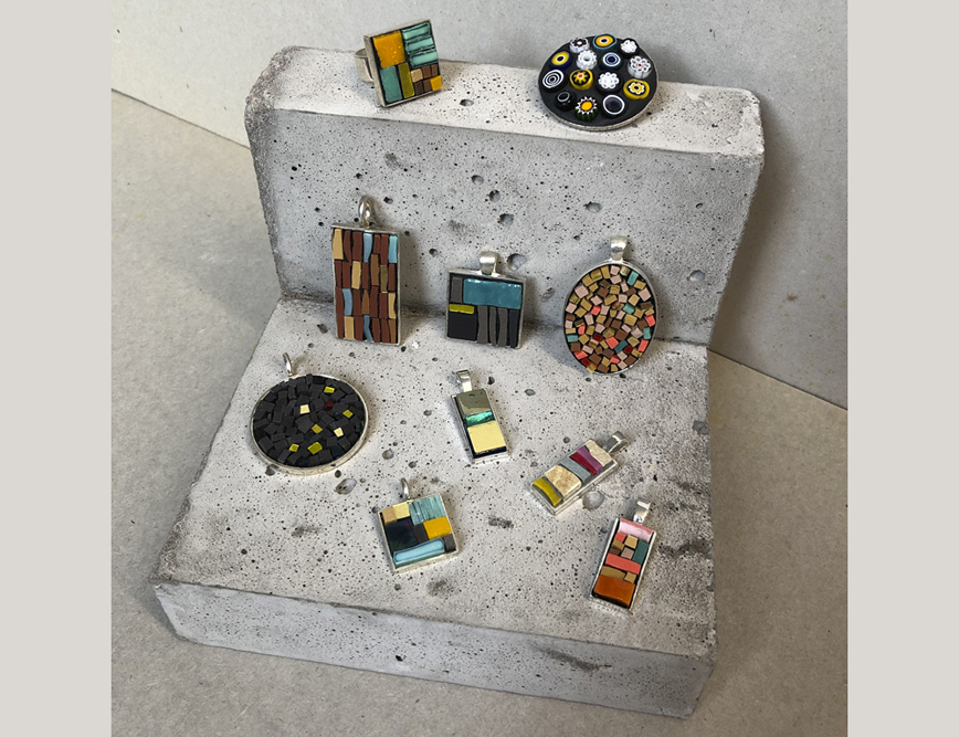 Mosaic Jewellery – September